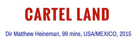 CARTEL LAND title