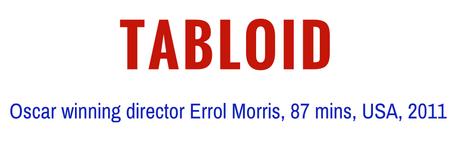 TABLOID title